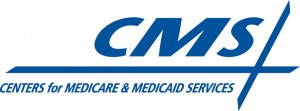 Logo for the Centers For Medicare and Medicaid Services