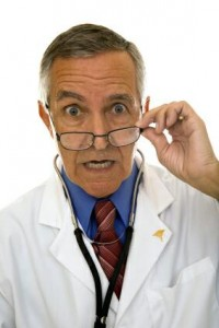 Doctor is Surprised to be Audited
