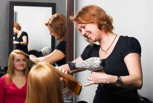 User Experience in the Salon