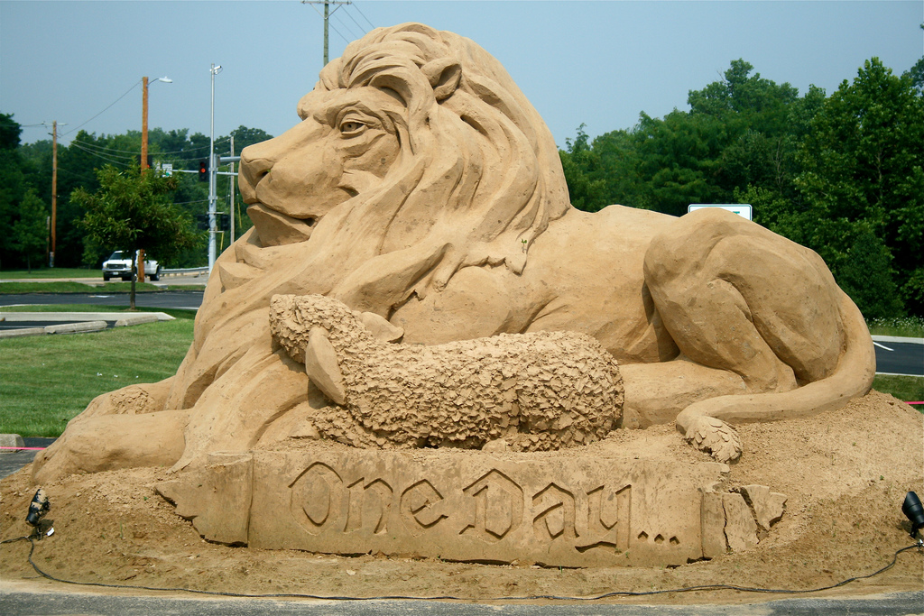 The Lion and the Lamb - CMS and the AMA Collaborate on ICD-10 Concessions